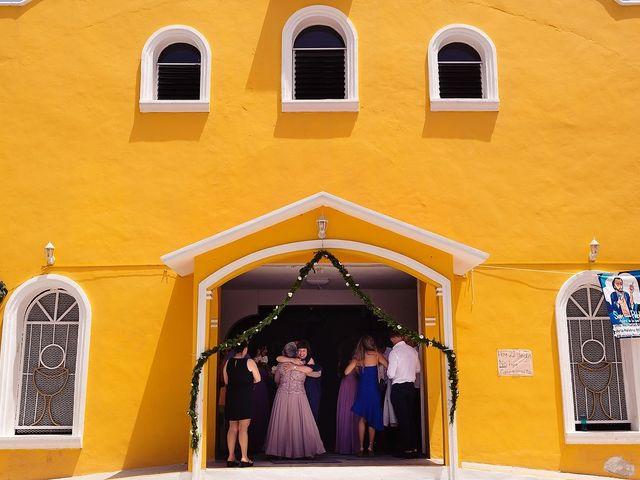 Tristan and Jimena's Wedding in Tulum, Mexico 56