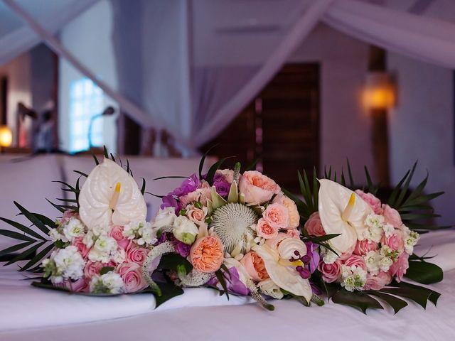Tristan and Jimena's Wedding in Tulum, Mexico 61