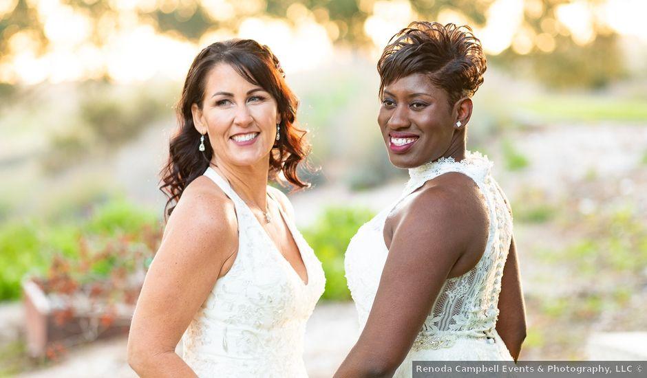 Tiphanie and Kristina's Wedding in Arroyo Grande, California