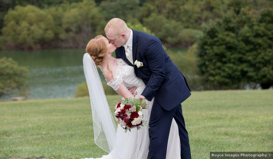 Gavin and Erica's Wedding in Gettysburg, Pennsylvania