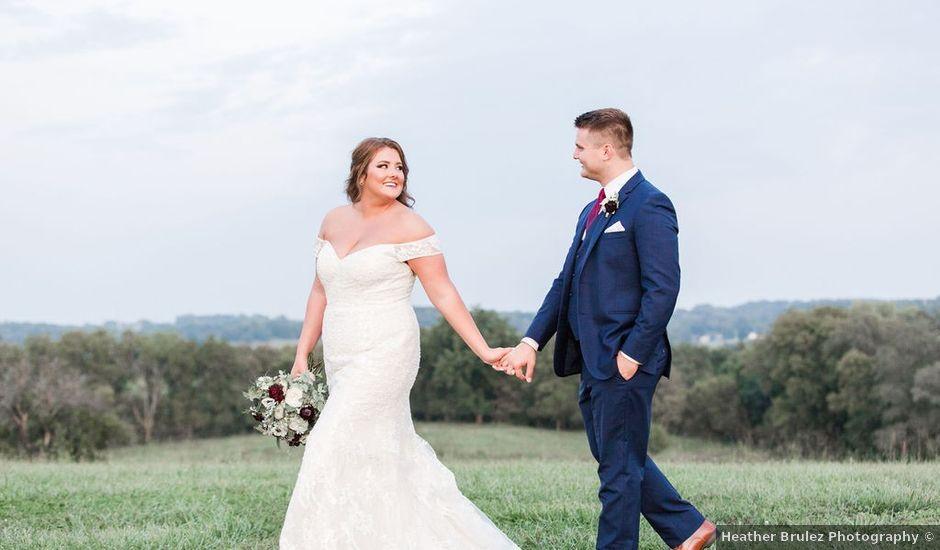 Joe and Brooklyne's Wedding in Weston, Missouri