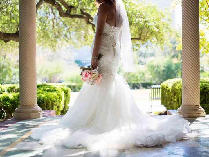 The wedding of Josh and Alyssa