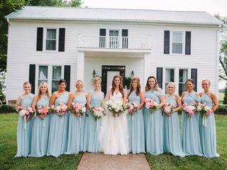 Michala and Josh's Wedding in Hopkinsville, Kentucky 3