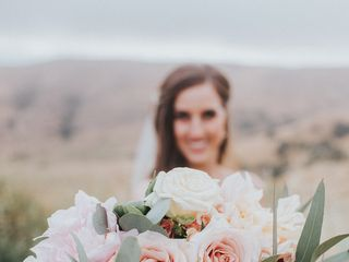 Katie and Ian's Wedding in San Luis Obispo, California 6