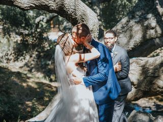 Katie and Ian's Wedding in San Luis Obispo, California 11