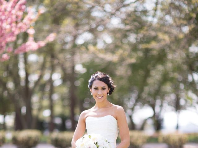 Despina and Eric's Wedding in Chestertown, Maryland 9