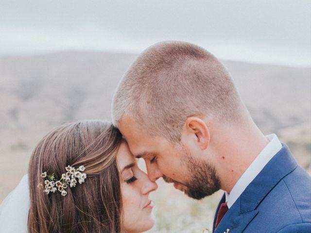 Katie and Ian's Wedding in San Luis Obispo, California 1