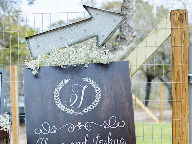 Alyssa and Josh's Wedding in Floresville, Texas 5