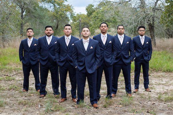 Alyssa and Josh's Wedding in Floresville, Texas 11