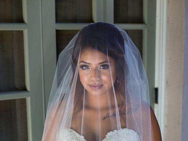 Alyssa and Josh's Wedding in Floresville, Texas 15