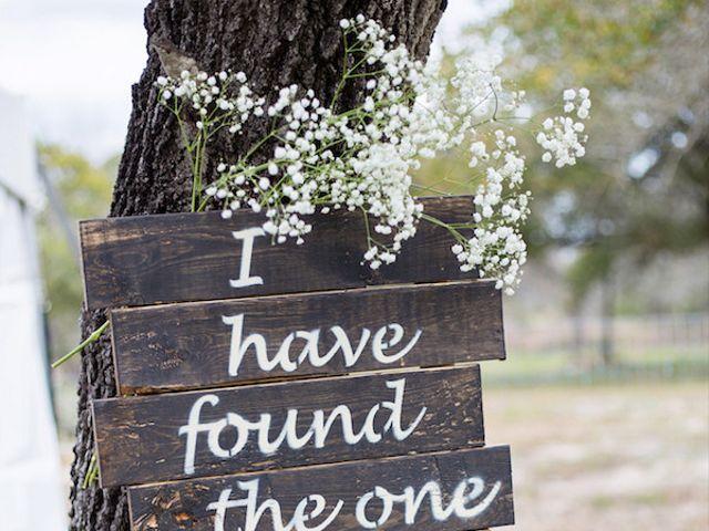 Alyssa and Josh's Wedding in Floresville, Texas 17