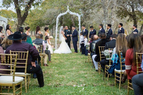 Alyssa and Josh's Wedding in Floresville, Texas 19