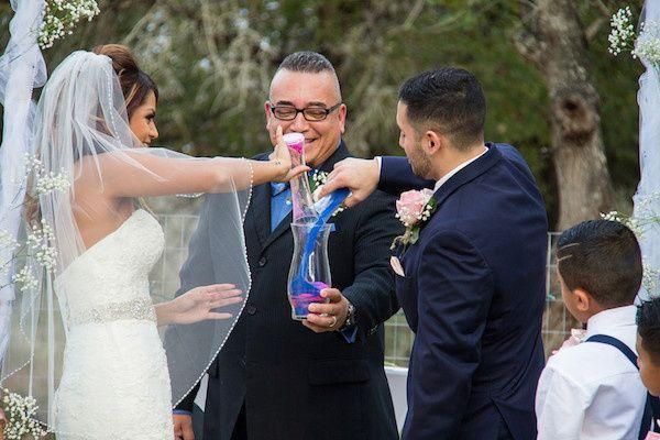 Alyssa and Josh's Wedding in Floresville, Texas 20