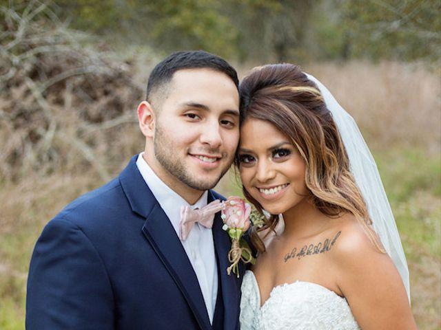 Alyssa and Josh's Wedding in Floresville, Texas 3