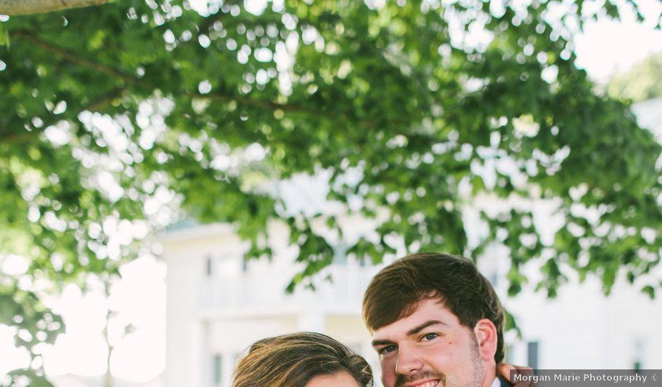Michala and Josh's Wedding in Hopkinsville, Kentucky