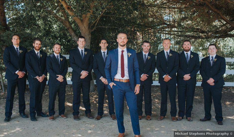 Katie and Ian's Wedding in San Luis Obispo, California