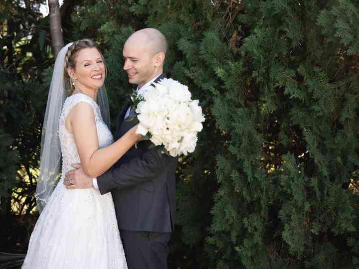 The wedding of Tonya and Carlos