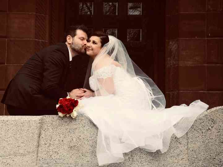 The wedding of Jane and Demetri