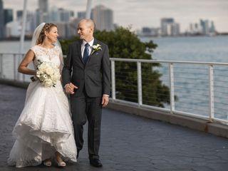 The wedding of Tonya and Carlos 1