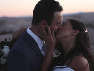 The wedding of Jordan and Ashley 1