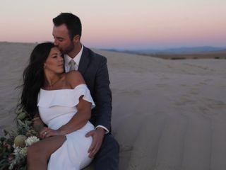 The wedding of Jordan and Ashley