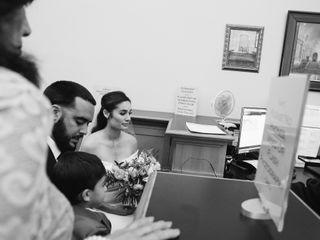 The wedding of Gabriella and Shawn 3