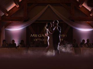 The wedding of Megan and Josh 1