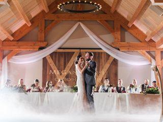 The wedding of Megan and Josh 2