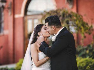 The wedding of Amanda and Karndeep