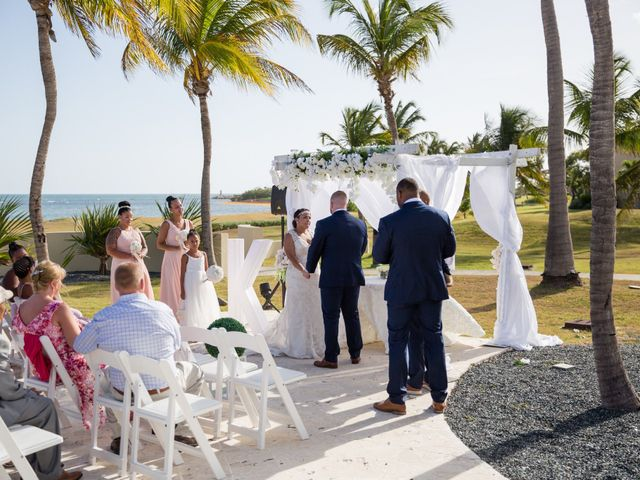 Tyler and Katelyn's Wedding in Ponce, Puerto Rico 7