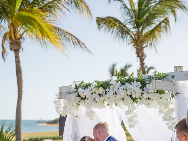 Tyler and Katelyn's Wedding in Ponce, Puerto Rico 9
