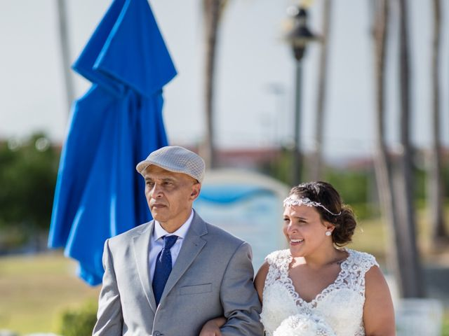 Tyler and Katelyn's Wedding in Ponce, Puerto Rico 14