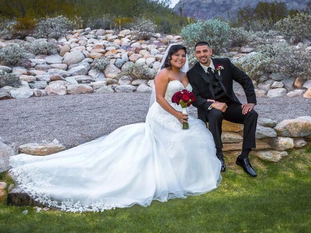 David and Rae's Wedding in Tucson, Arizona 1