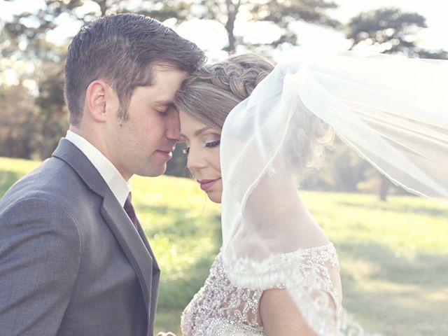 The wedding of Jennifer and Matt