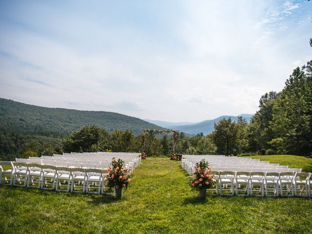 James and Emy's Wedding in Catskill, New York 2