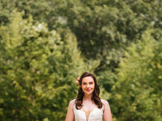 James and Emy's Wedding in Catskill, New York 8