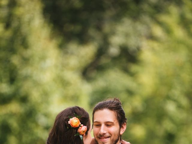 James and Emy's Wedding in Catskill, New York 13
