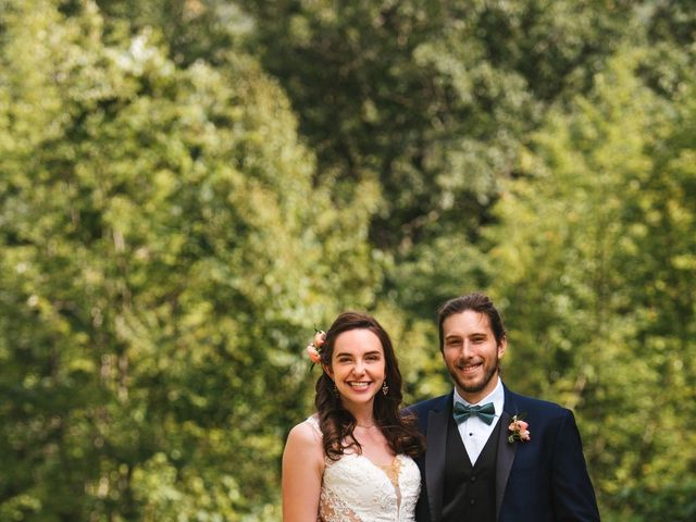 James and Emy's Wedding in Catskill, New York 15