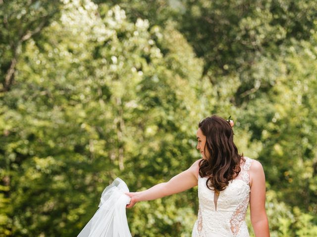 James and Emy's Wedding in Catskill, New York 18