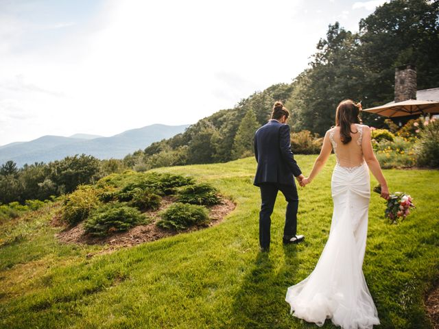 James and Emy's Wedding in Catskill, New York 22