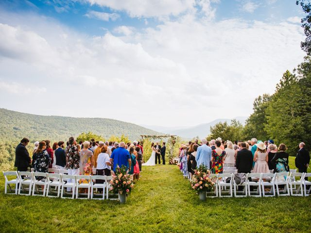 James and Emy's Wedding in Catskill, New York 26