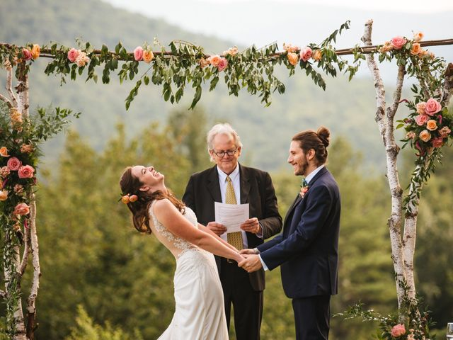James and Emy's Wedding in Catskill, New York 28