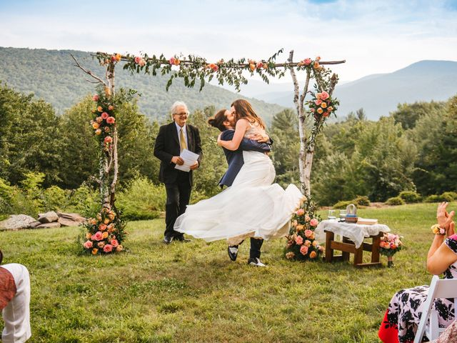 James and Emy's Wedding in Catskill, New York 1