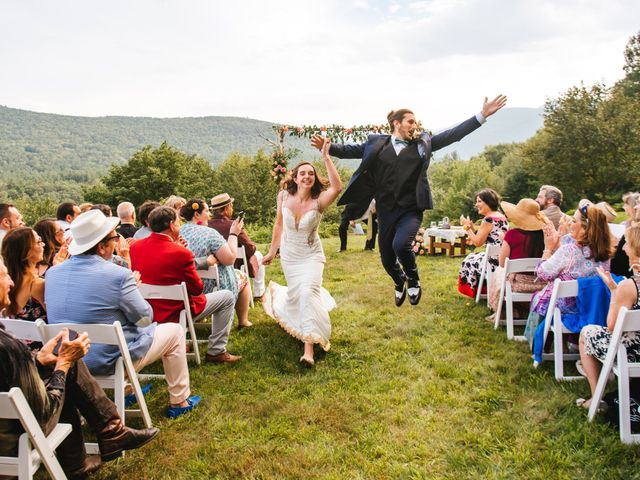 James and Emy's Wedding in Catskill, New York 29