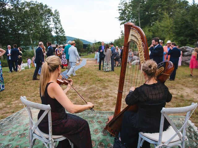 James and Emy's Wedding in Catskill, New York 32
