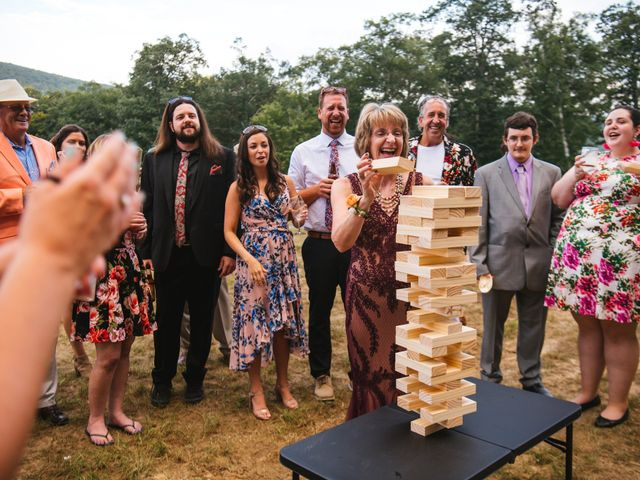 James and Emy's Wedding in Catskill, New York 33