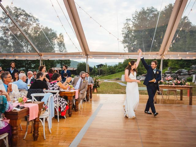 James and Emy's Wedding in Catskill, New York 40