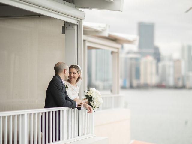 Carlos and Tonya's Wedding in Miami Beach, Florida 7
