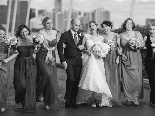 Carlos and Tonya's Wedding in Miami Beach, Florida 9