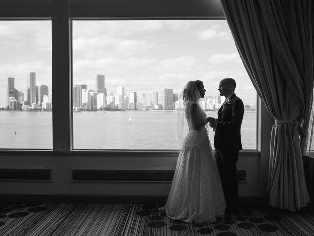 Carlos and Tonya's Wedding in Miami Beach, Florida 15